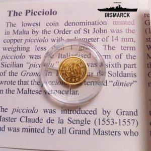 THE PICCIOLO