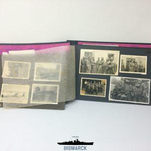 Álbum fotos WWII