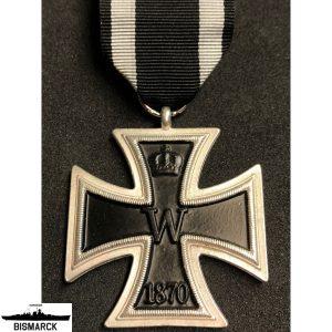 Cruz de Hierro 1870 2ª clase