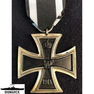 Cruz de Hierro 1914 2ª clase