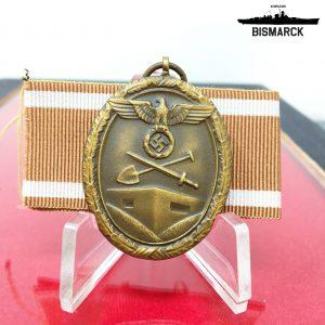 Medalla del Muro Atlantico