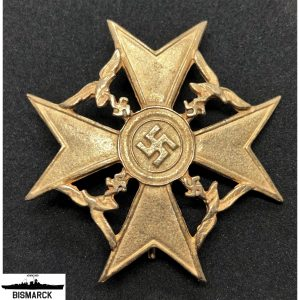 civil-merit-cross-for-spain-war-gold