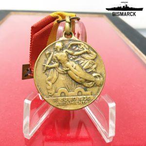 Medalla Alzamiento