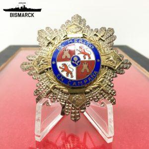 Cruz de Guerra al Mérito en Campaña