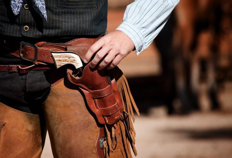 Réplicas Western: Las armas del Oeste que todo cowboy empleaba