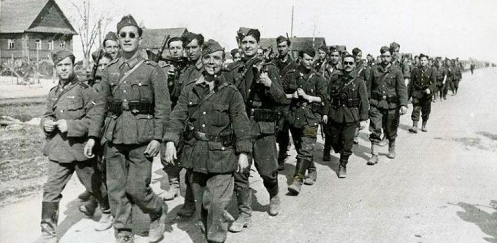La División Azul: los españoles que lucharon por Hitler