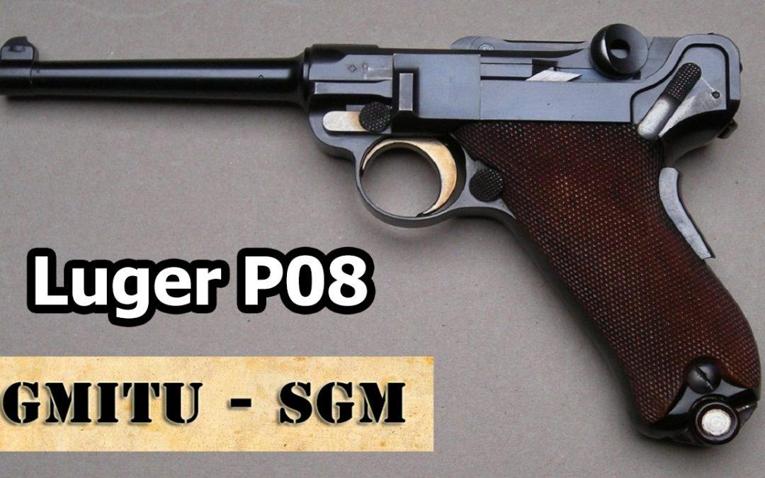 La Luger, la mortal arma de los alemanes en la I y II Guerra Mundial