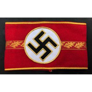 Brazalete NSDAP Ortsgrupperleiter