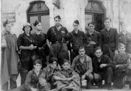 La harka de Oviedo y las piezas militares de un voluntario
