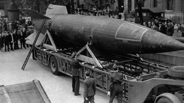 V2: el cohete nazi, la primera máquina que llegó al espacio